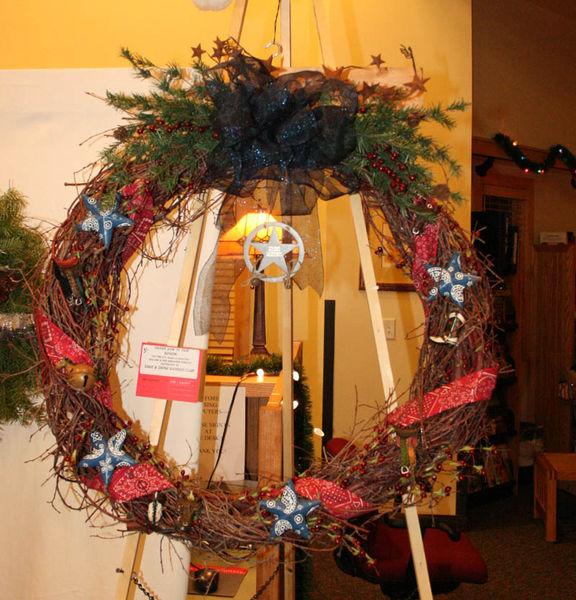 2009 Wreath