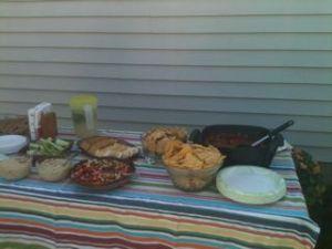 Food at Arlindas