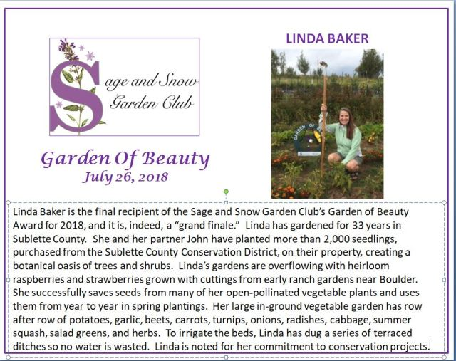 linda baker garden of beauty